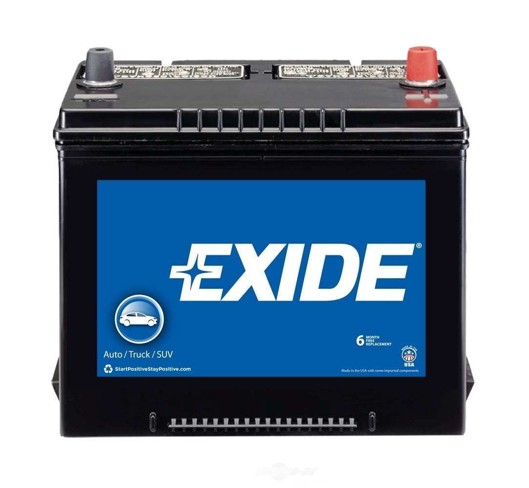 EXIDE BATTERIES OLD - Vehicle Battery - EXB 24F