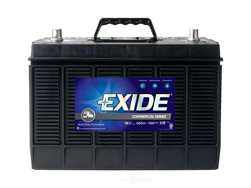 EXIDE BATTERIES OLD - Vehicle Battery - EXB 31E