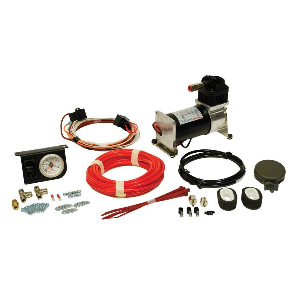 FIRESTONE RIDE-RITE - Level Command Air Suspension Compressor Kit - F2R 2097
