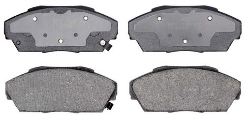 FEDERATED BRAKES - Federated Premium Disc Brake Pad - FEB D409
