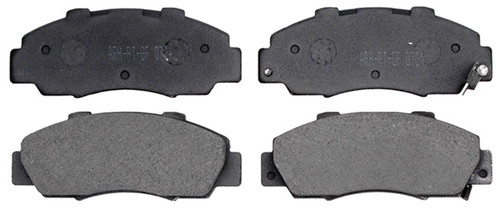FEDERATED BRAKES - Federated Premium Disc Brake Pad - FEB D503