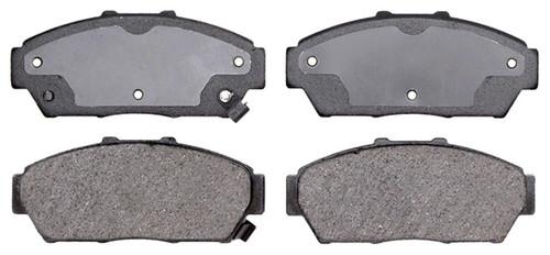 FEDERATED BRAKES - Federated Premium Disc Brake Pad - FEB D617