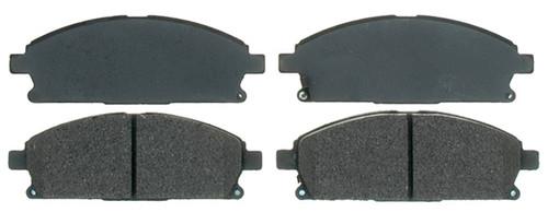 FEDERATED BRAKES - Federated Premium Disc Brake Pad - FEB D855
