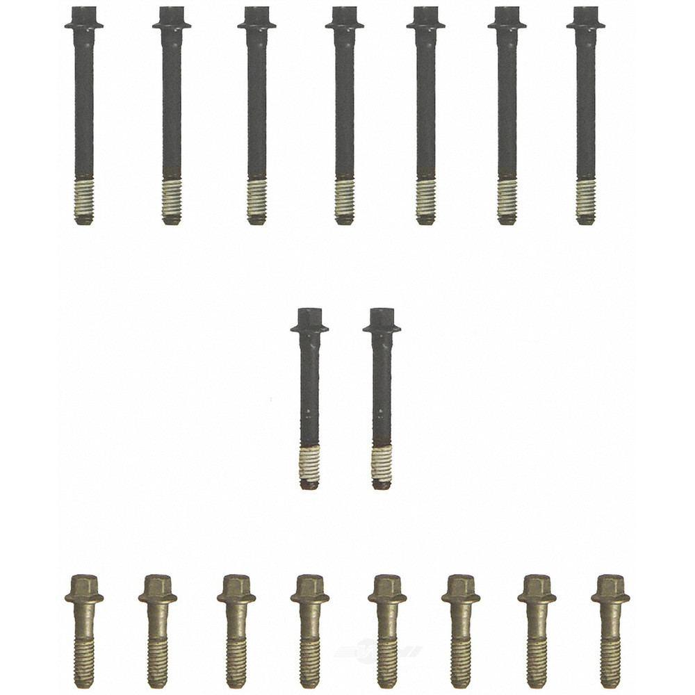 FELPRO - Engine Cylinder Head Bolt Set - FEL ES 72856