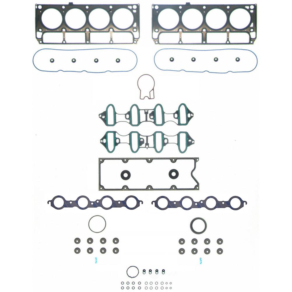 FELPRO - Engine Cylinder Head Gasket Set - FEL HS 26191 PT-1