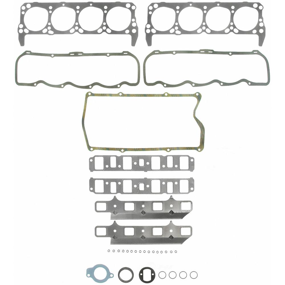 FELPRO - Engine Cylinder Head Gasket Set - FEL HS 7954 PT-1