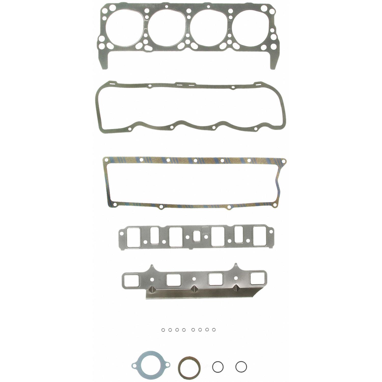 FELPRO - Engine Cylinder Head Gasket Set - FEL HS 7954 PT