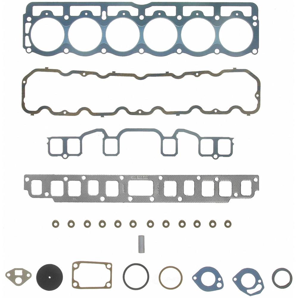 FELPRO - Engine Cylinder Head Gasket Set - FEL HS 8169 PT-2