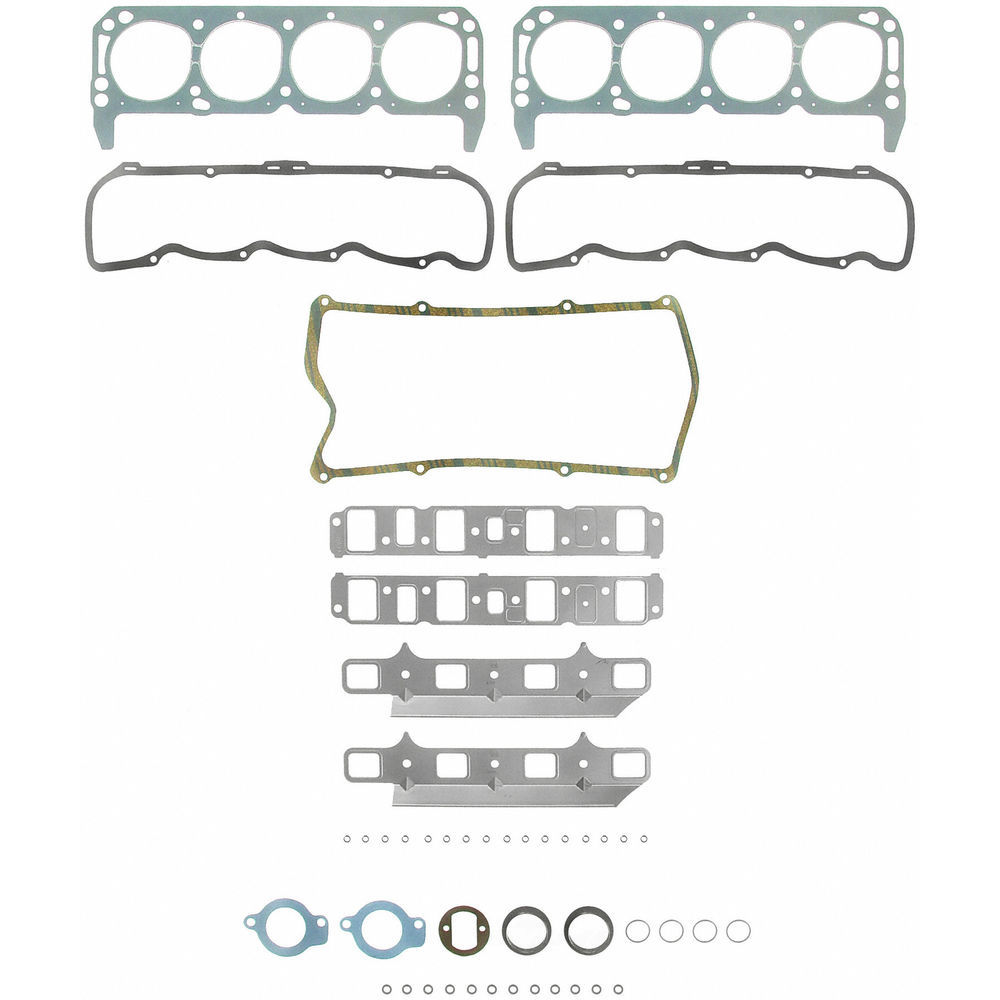 FELPRO - Engine Cylinder Head Gasket Set - FEL HS 8372 PT