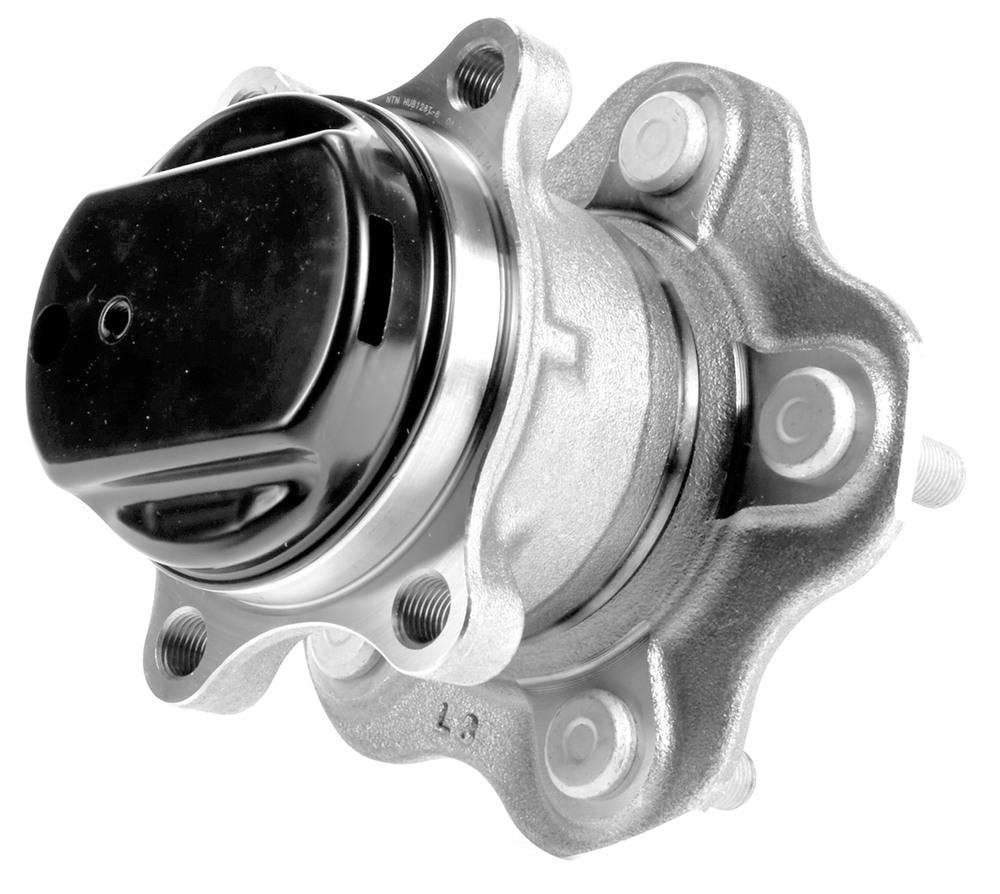 FAG USA - Wheel Bearing and Hub Assembly (Rear) - FGA 101864