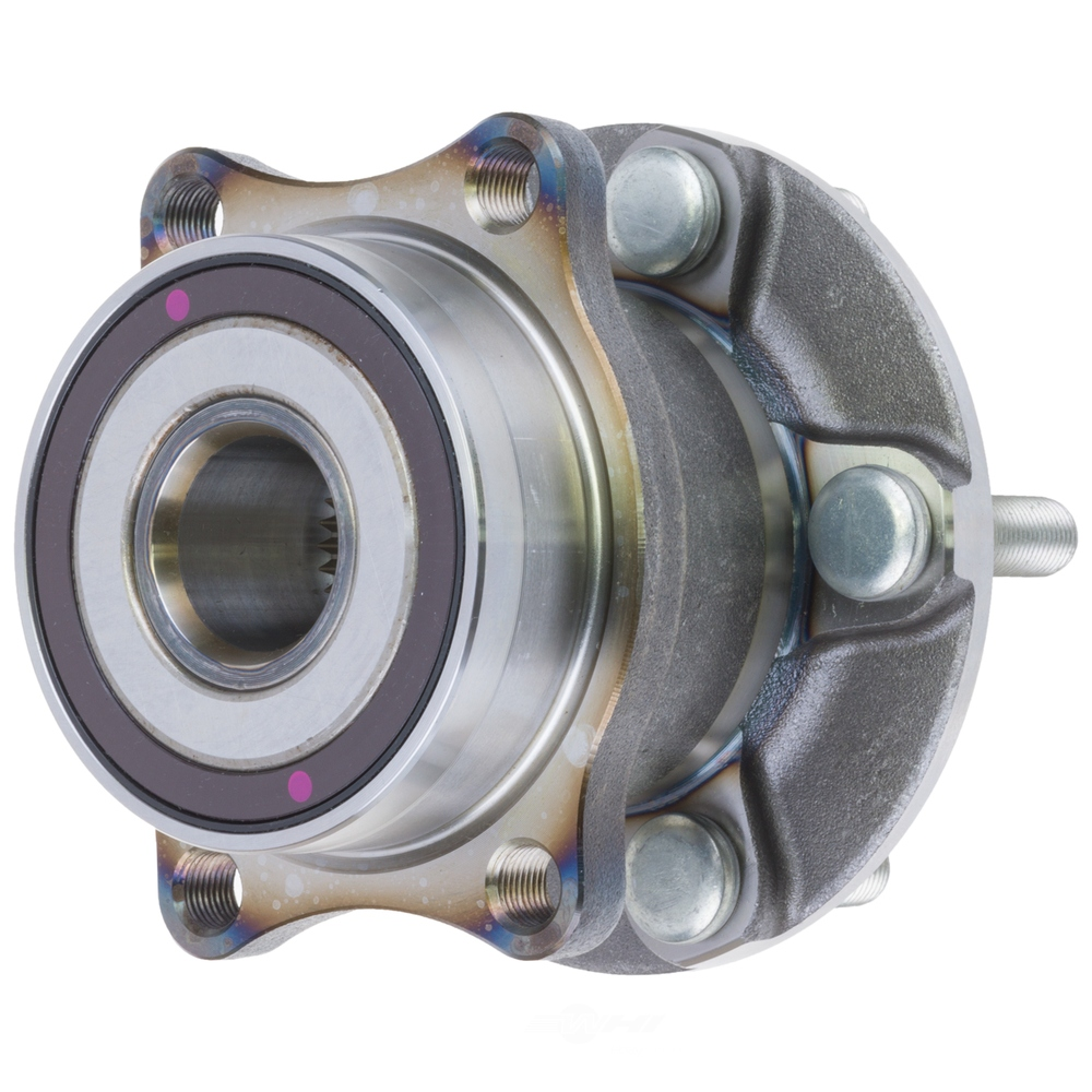 FAG USA - Wheel Bearing and Hub Assembly (Rear) - FGA 101955