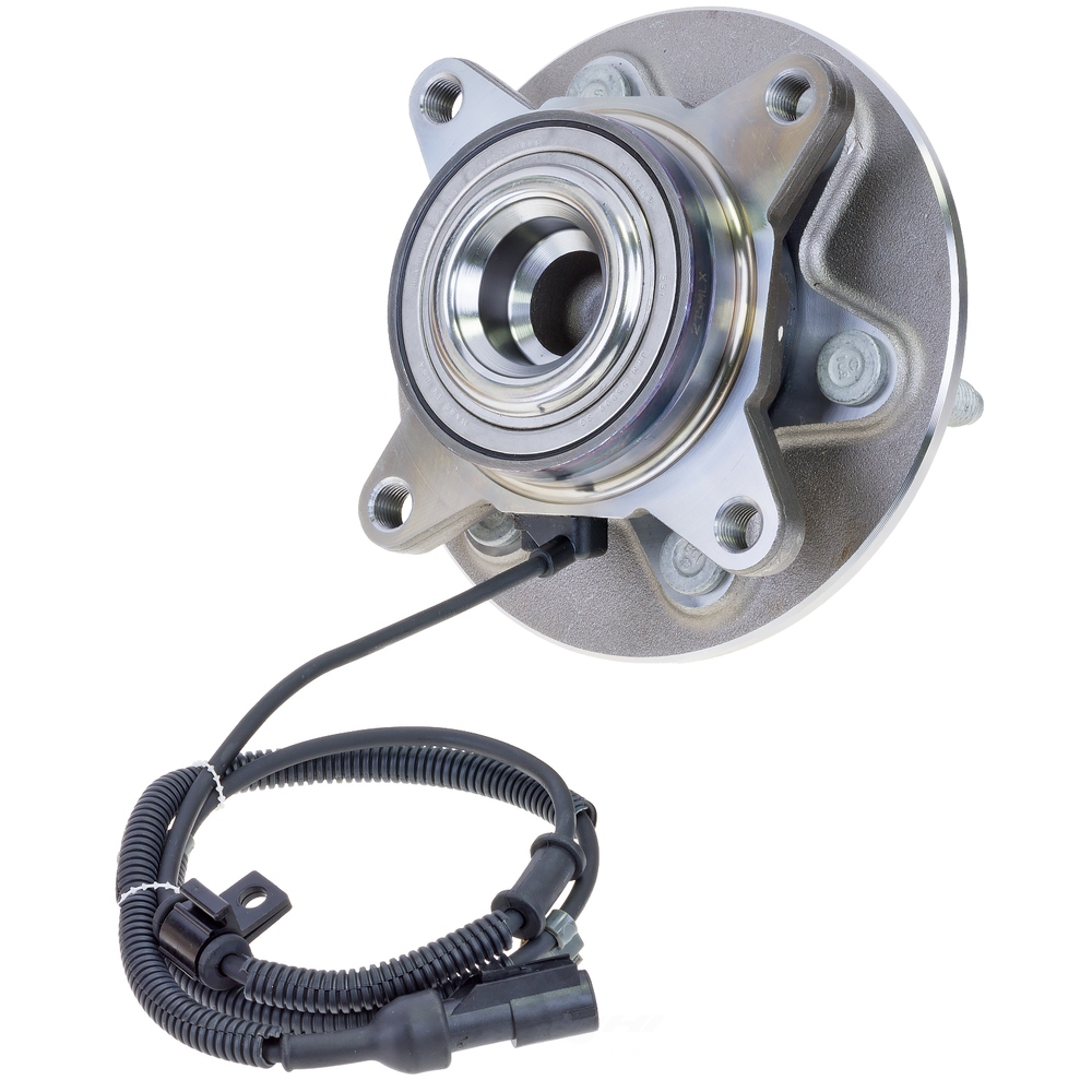 FAG USA - Wheel Bearing and Hub Assembly (Front) - FGA 102165