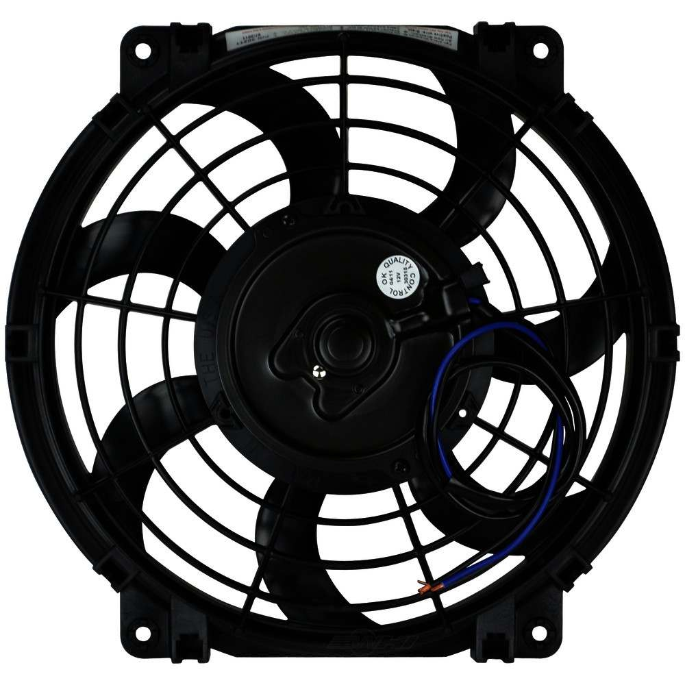 FLEX A LITE - Fan Electric 10^ Single Pusher or Puller S-Blade Universal w/o Controls - FLE 390