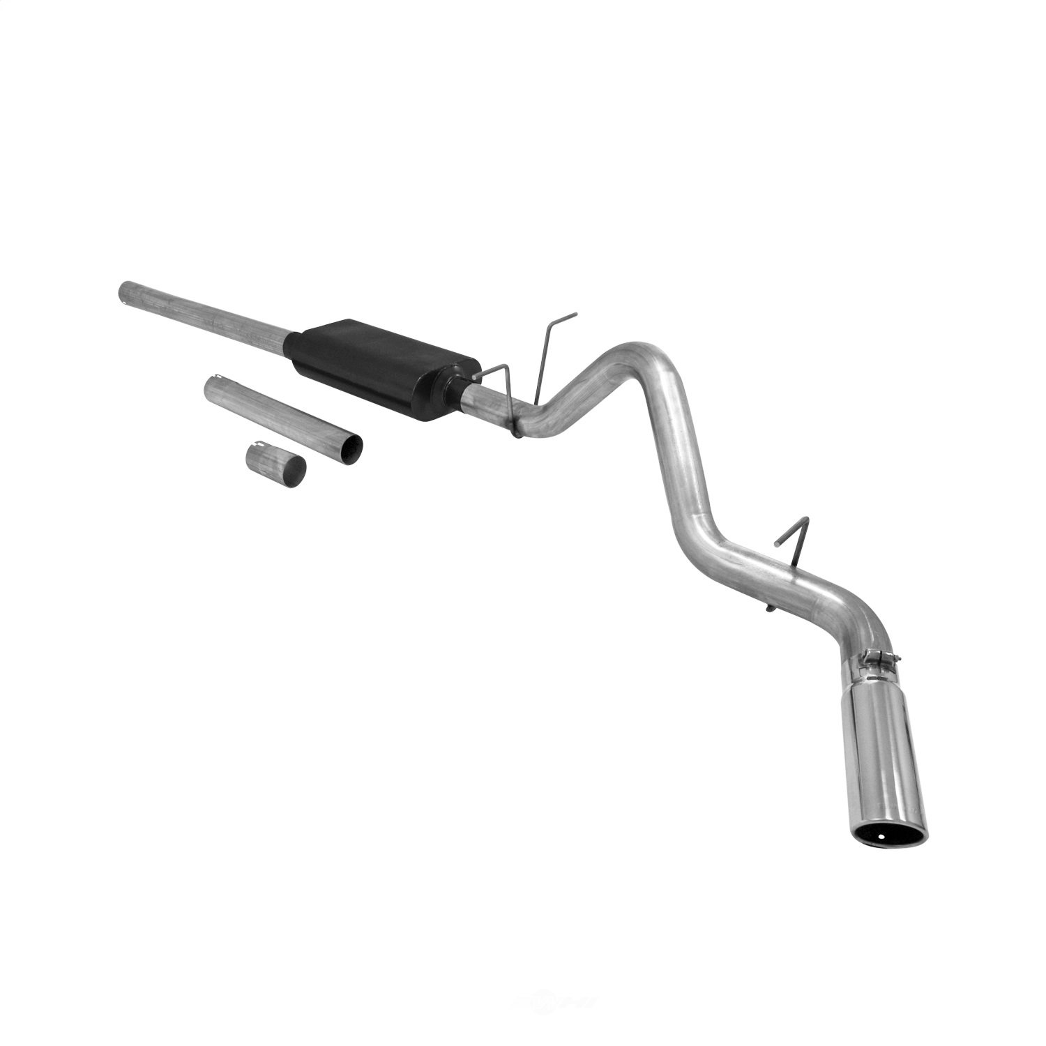 FLOWMASTER - Force II Cat Back Exhaust System Kit - FLO 817523