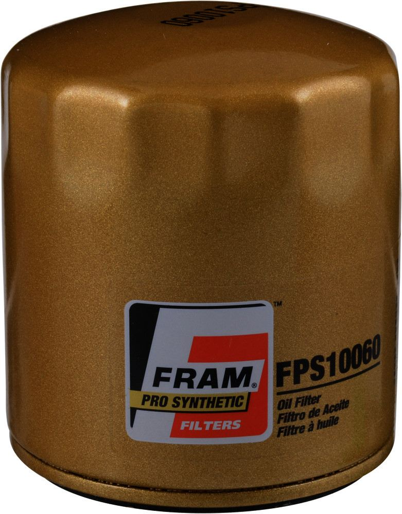 FRAM PRO SYNTHETIC - Spin-On Full Flow Oil Filter - FP3 FPS10060