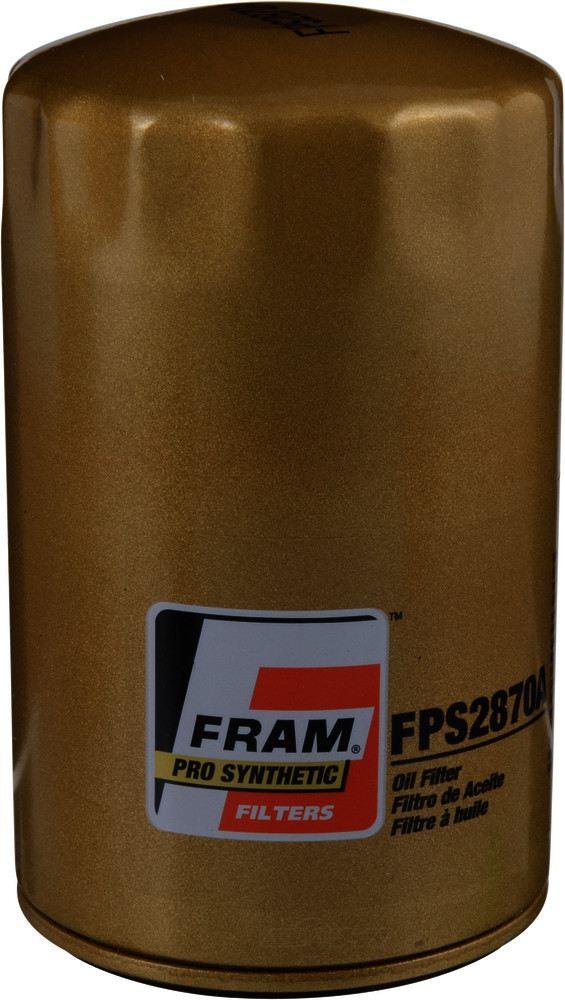 FRAM PRO SYNTHETIC - Engine Oil Filter - FP3 FPS2870A