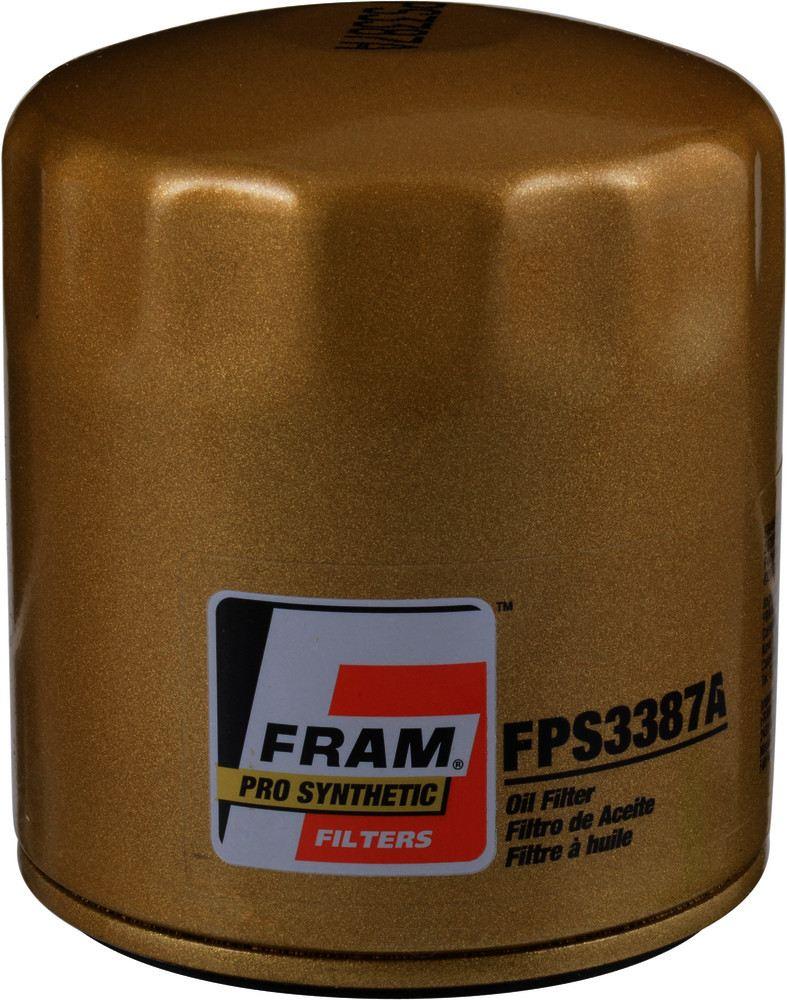 FRAM PRO SYNTHETIC - Engine Oil Filter - FP3 FPS3387A