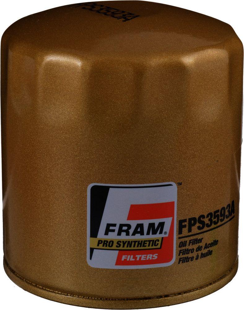 FRAM PRO SYNTHETIC - Engine Oil Filter - FP3 FPS3593A