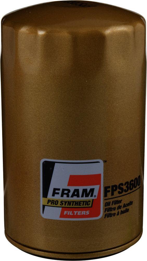 FRAM PRO SYNTHETIC - Engine Oil Filter - FP3 FPS3600
