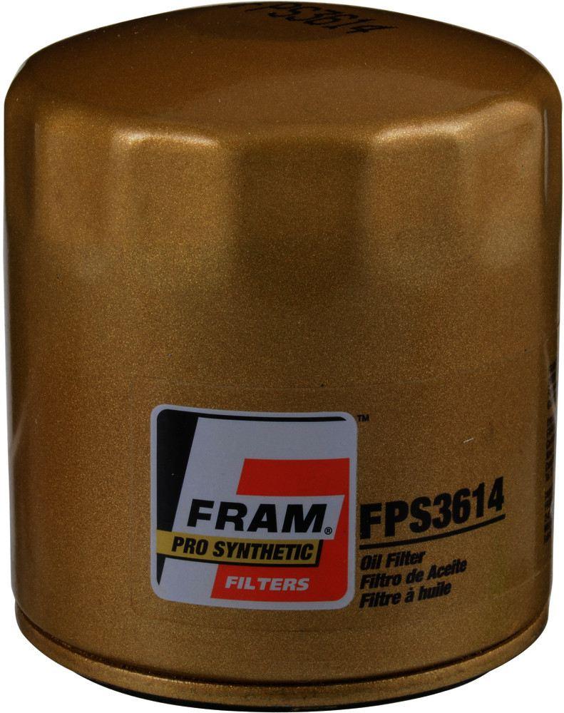 FRAM PRO SYNTHETIC - Engine Oil Filter - FP3 FPS3614