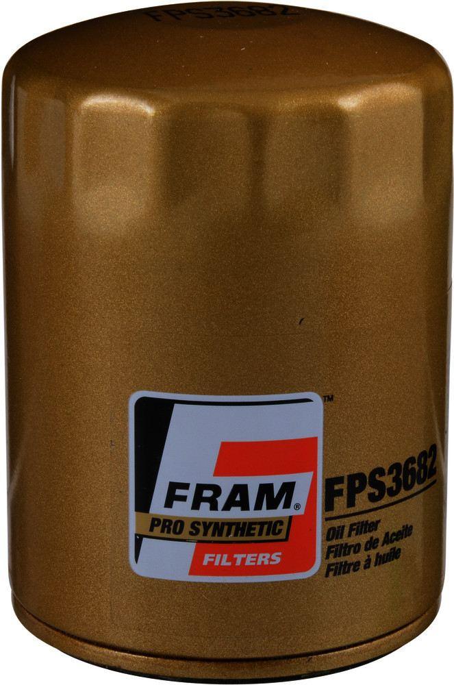 FRAM PRO SYNTHETIC - Engine Oil Filter - FP3 FPS3682