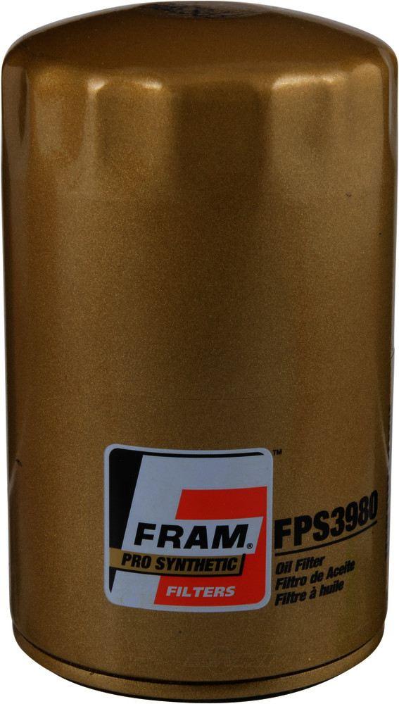 FRAM PRO SYNTHETIC - Engine Oil Filter - FP3 FPS3980