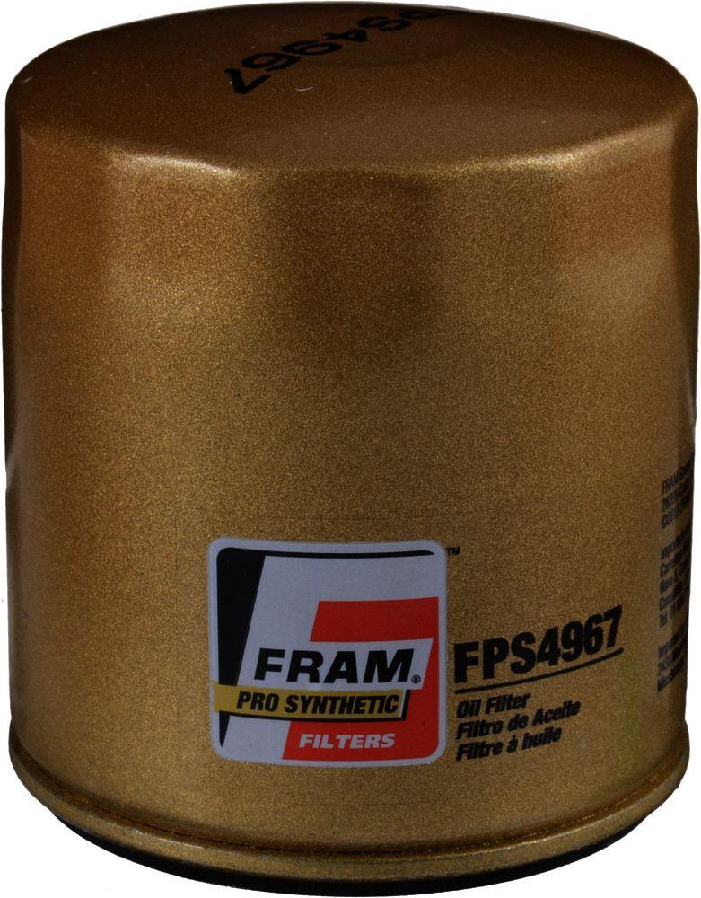 FRAM PRO SYNTHETIC - Engine Oil Filter - FP3 FPS4967