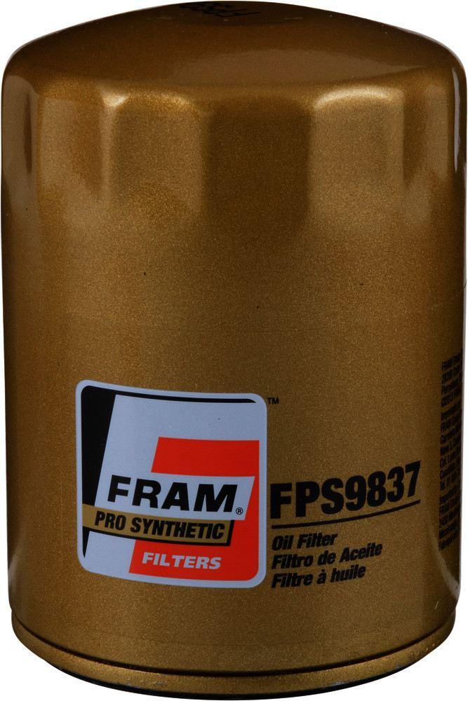 FRAM PRO SYNTHETIC - Engine Oil Filter - FP3 FPS9837