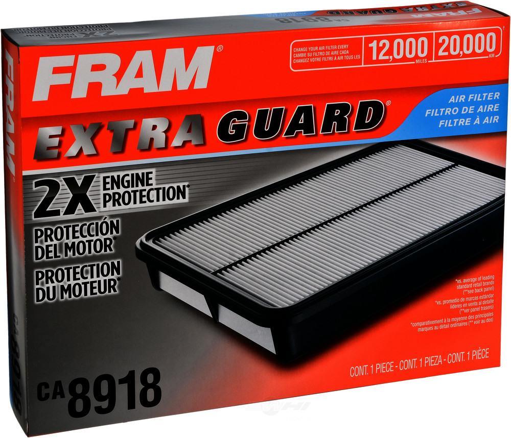 FRAM - Extra Guard Air Filter - FRA CA8918