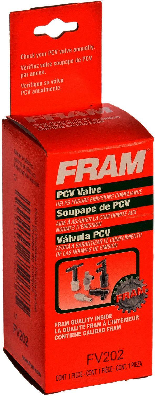 FRAM - PCV Valve - FRA FV202