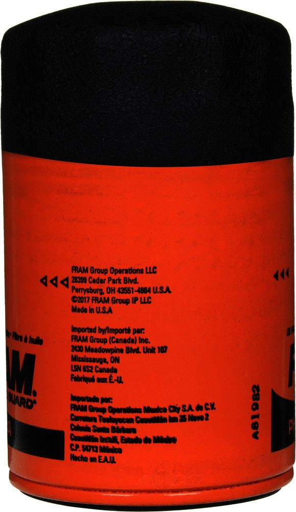 FRAM - Extra Guard Engine Oil Filter - FRA PH2870A