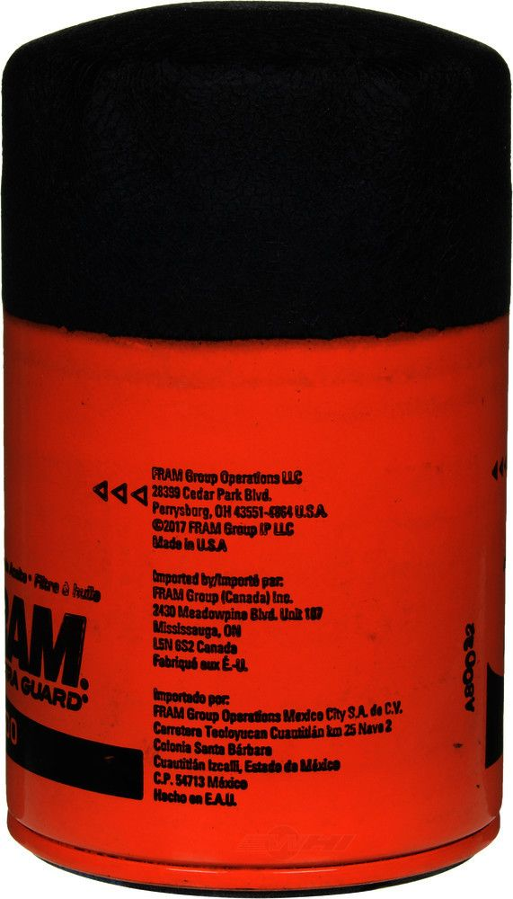 FRAM - Extra Guard Engine Oil Filter - FRA PH3600