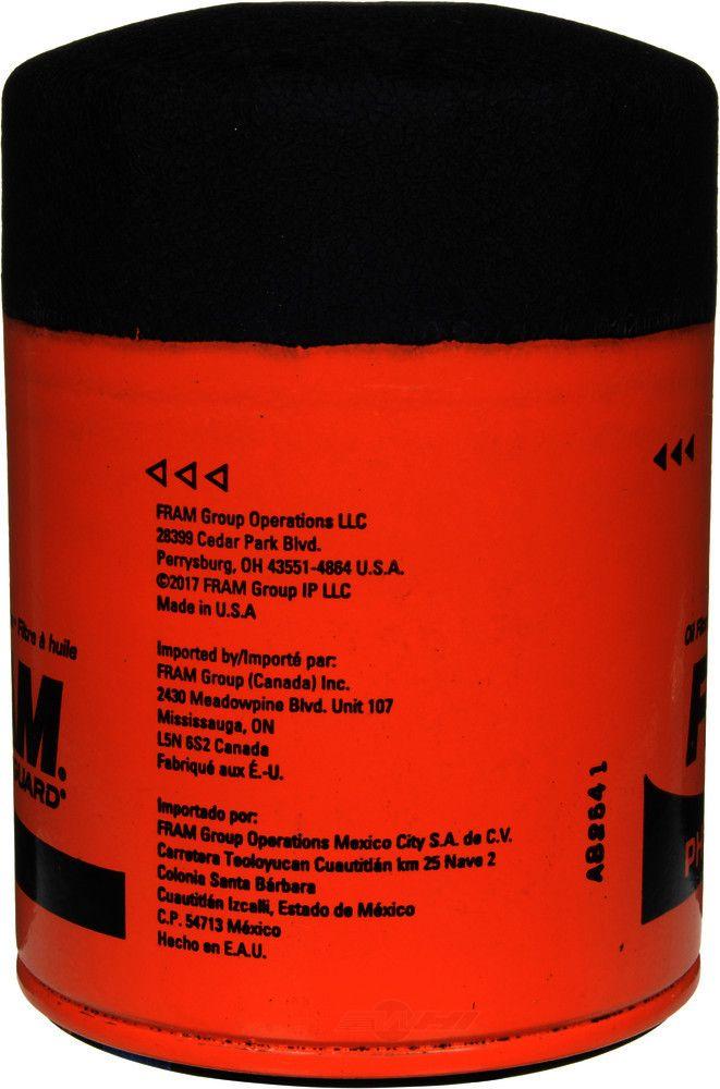FRAM - Extra Guard Engine Oil Filter - FRA PH5