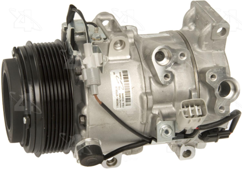 FOUR SEASONS - New Compressor - FSE 158336