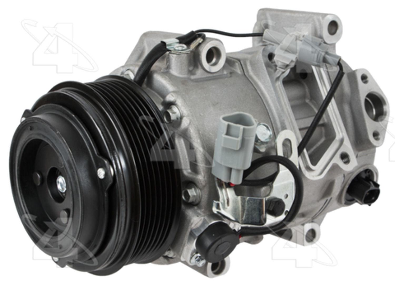 FOUR SEASONS - New Compressor - FSE 158366