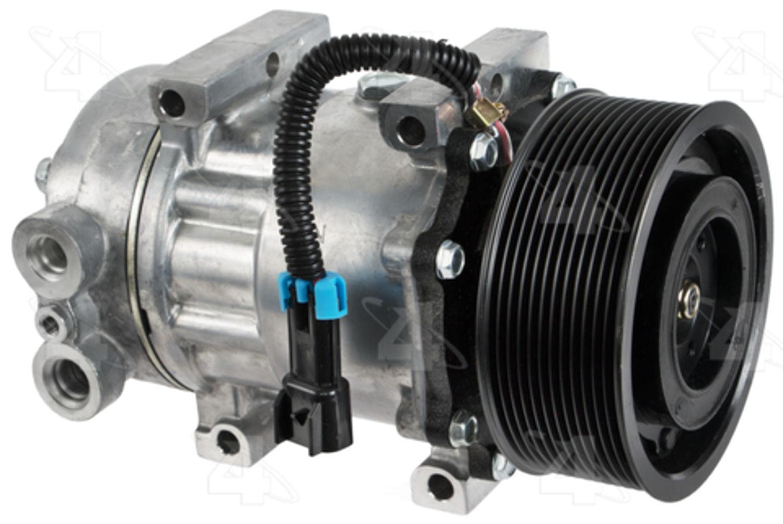 FOUR SEASONS - New Compressor - FSE 158533