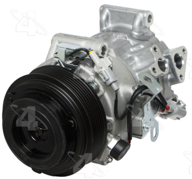 FOUR SEASONS - New Compressor - FSE 168348