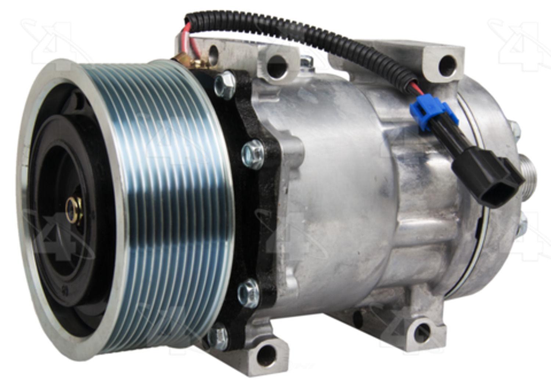 FOUR SEASONS - New Compressor - FSE 168510