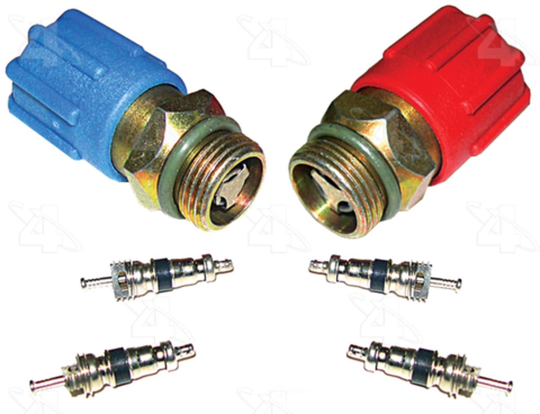 FOUR SEASONS - A/C System Seal Kit - FSE 26784