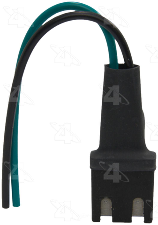 FOUR SEASONS - A/C Compressor Wiring Harness - FSE 37201