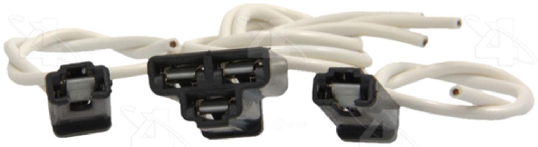 FOUR SEASONS - HVAC Blower Relay Harness Connector (Rear) - FSE 37203