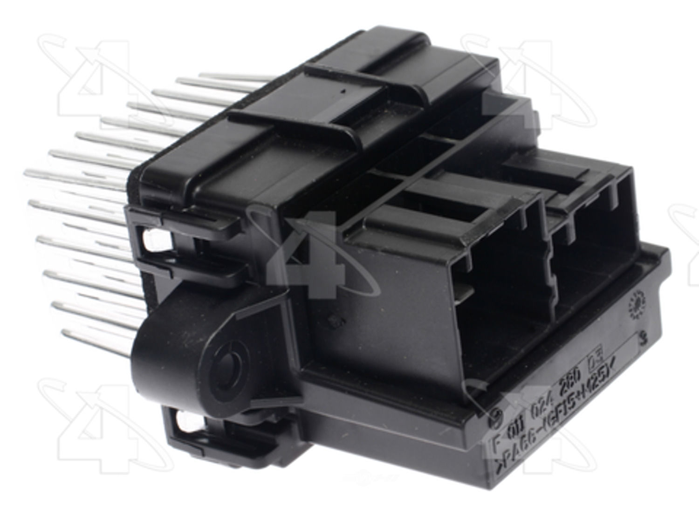 FOUR SEASONS - Resistor Block (Rear) - FSE 37554