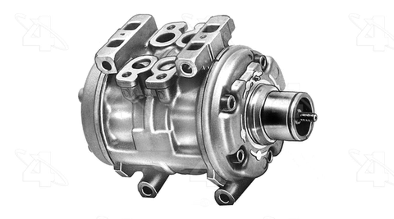 FOUR SEASONS - Reman Compressor - FSE 57313