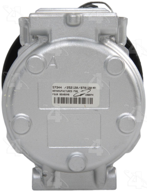 FOUR SEASONS - Reman Compressor - FSE 57344