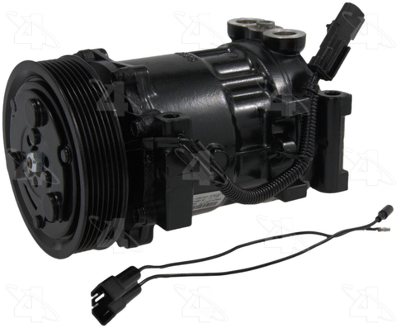 FOUR SEASONS - Reman Compressor - FSE 57553