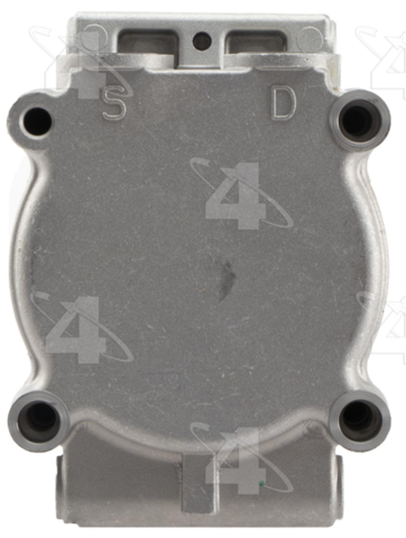 FOUR SEASONS - New Compressor - FSE 58149