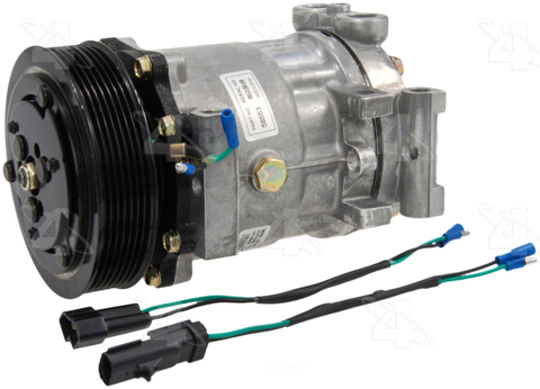 FOUR SEASONS - New Compressor - FSE 58553