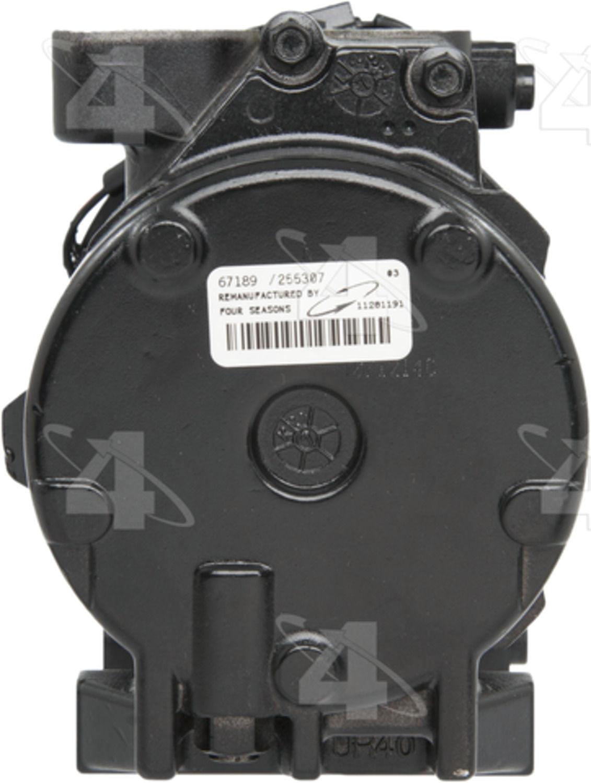 FOUR SEASONS - Reman Compressor - FSE 67189