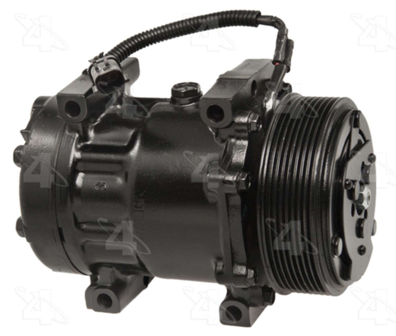 FOUR SEASONS - Reman Compressor - FSE 67589