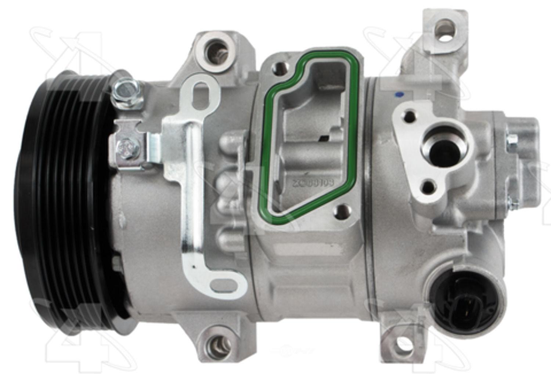 4 Seasons Parts 4 Seasons Ac Compressor Catalog Autos Post